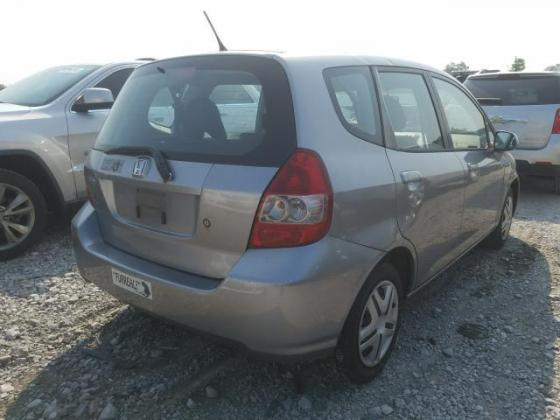 2007 HONDA FIT FOR SALE CALL:07045512391