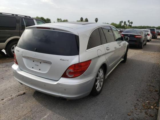 2007 MERCEDES-BENZ R 350 FOR SALE CALL:07045512391