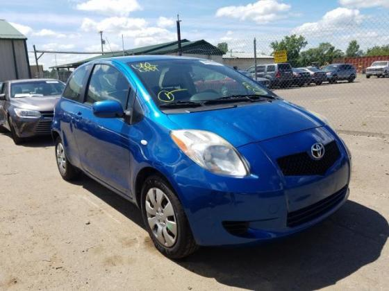 2007 TOYOTA YARIS FOR SALE CALL:07045512391