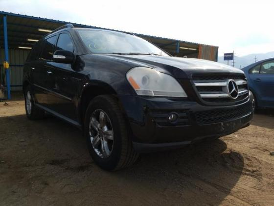 2008 MERCEDES-BENZ GL 320 CDI FOR SALE CALL;07045512391