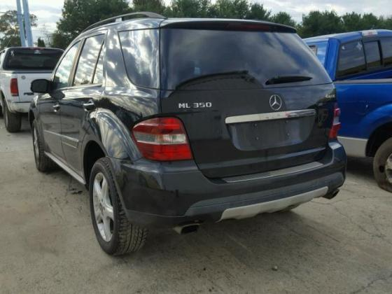 2008 MERCEDES-BENZ ML 350  AVAILABLE FOR SALE CALL 07045512391