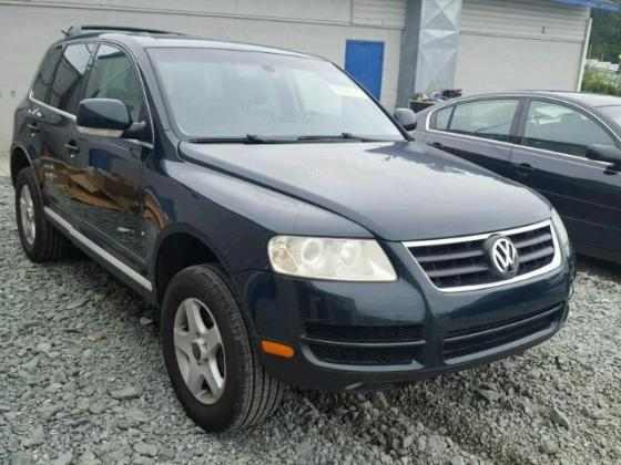 2009 VOLKSWAGEN TOUAREG  AVAILABLE FOR SALE CALL 07045512391