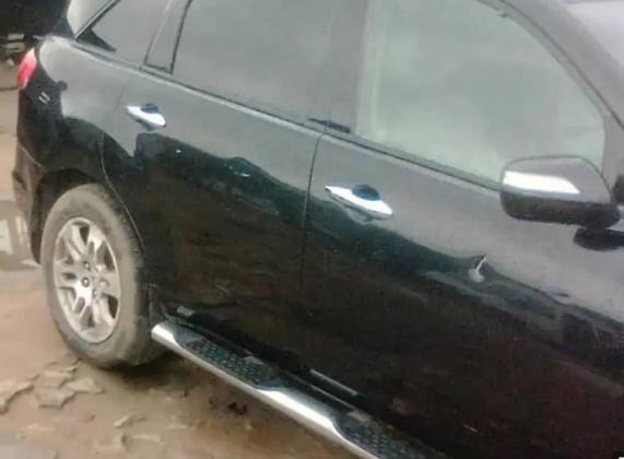 Acura RDX 2007 Black