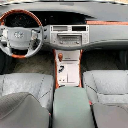 Toyota avalon 2009 model
