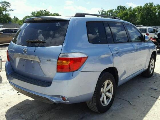 2008 TOYOTA HIGHLANDER  AVAILABLE FOR SALE CALL 07045512391