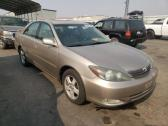 2002 TOYOTA CAMRY LE FOR SALE CAL; 07045512391