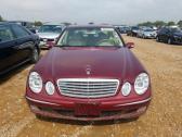 2003 MERCEDES-BENZ E 500 FOR SALE CALL:07045512391
