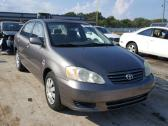 2004 TOYOTA COROLLA  AVAILABLE FOR SALE CALL 07045512391