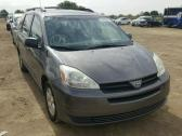 2005 TOYOTA SIENNA  AVAILABLE FOR SALE CALL 07045512391