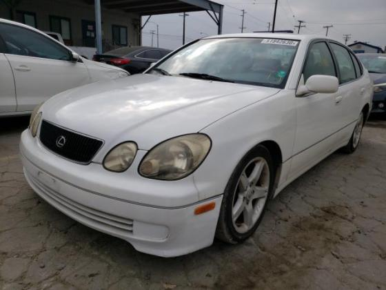 1998 LEXUS GS 400 FOR SALE CALL:07045512391