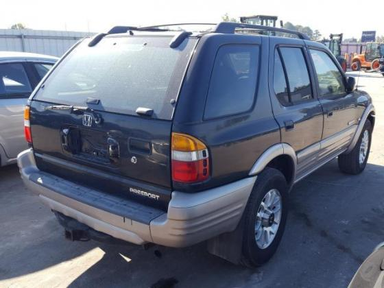 2001 HONDA PASSPORT EX FOR SALE CALL:07045512391