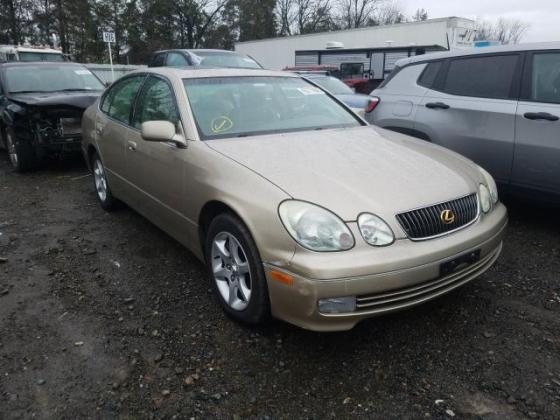 2001 LEXUS GS 300 FOR SALE CALL:07045512391