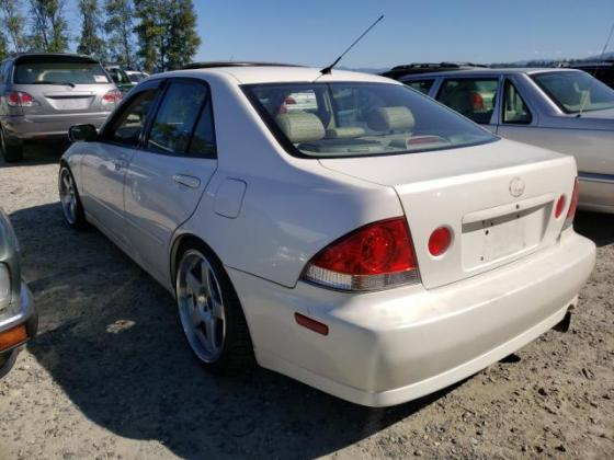 2001 LEXUS IS 300 FOR SALE CALL:07045512391
