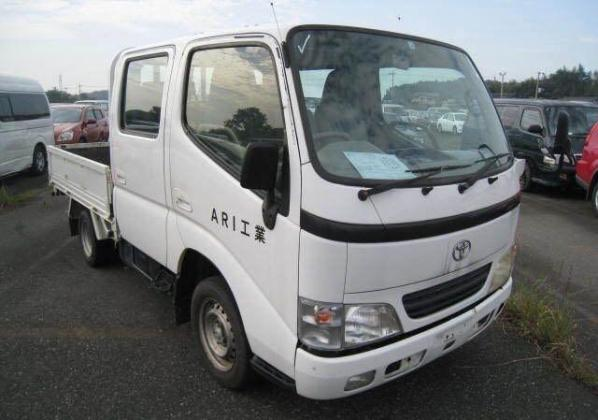 2003 TOYOTA 1 TON TRUC  FOR SALE CALL:07045512391