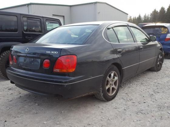 2005 LEXUS GS 300 FOR SALE CALL:07045512391