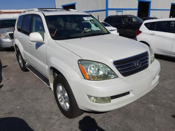 2005 LEXUS GX 470 FOR SALE CALL:07045512391