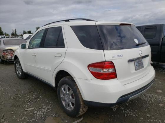2006 MERCEDES-BENZ ML 350 FOR SALE CALL:07045512391