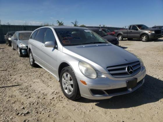 2006 MERCEDES-BENZ R 350 FOR SALE CALL:07045512391