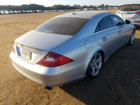 2007 MERCEDES-BENZ CLS 550 FOR SALE CALL:07045512391