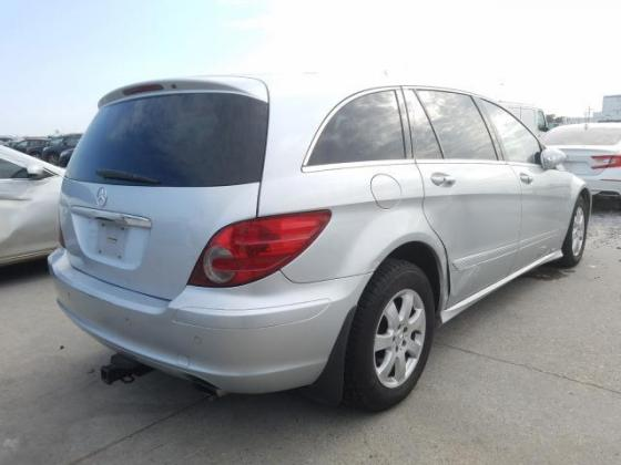 2007 MERCEDES-BENZ R 320 CDI  FOR SALE CALL:07045512391