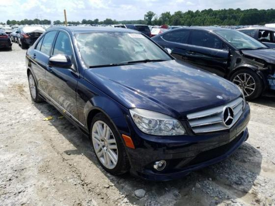 2008 MERCEDES-BENZ C 300  FOR SALE CALL:07045512391