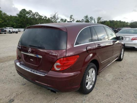 2008 MERCEDES-BENZ R 320 CDI FOR SALE CALL:07045512391