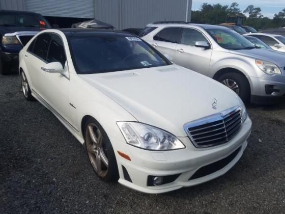 2009 MERCEDES-BENZ S 63 AMG FOR SALE CALL:07045512391