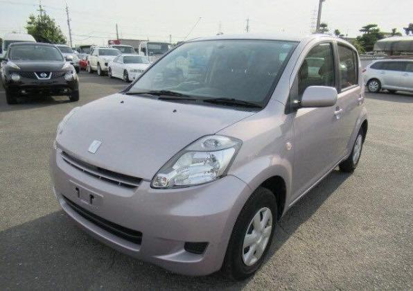 2009 TOYOTAPASSO FOR SALE CALL:07045512391