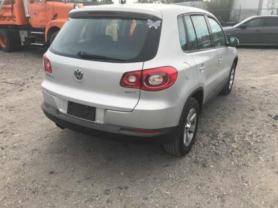 2009 VOLKSWAGEN TIGUAN S  FOR SALE CALL:07045512391