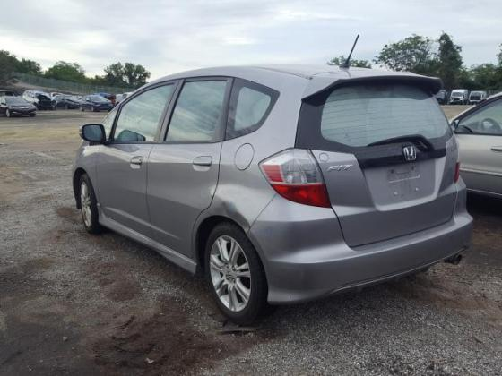 2010 HONDA FIT SPORT  FOR SALE CALL:07045512391