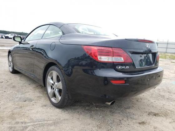 2010 LEXUS IS 350  FOR SALE CALL:07045512391