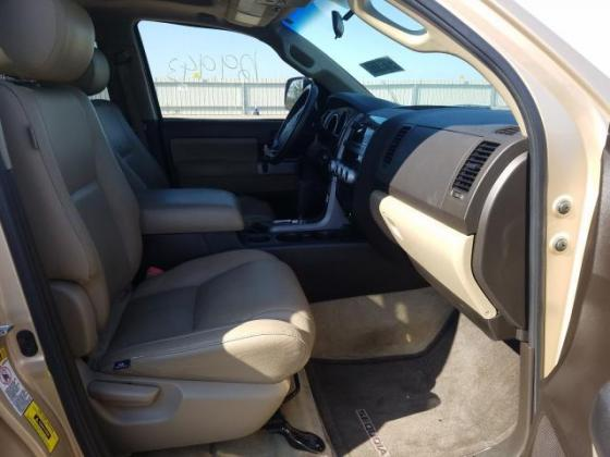 2010 TOYOTA SEQUOIA SR5 FOR SALE CALL:07045512391