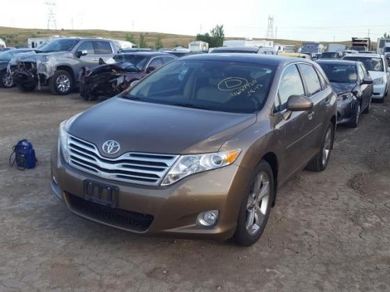 2010 TOYOTA VENZA FOR SALE CALL:07045512391