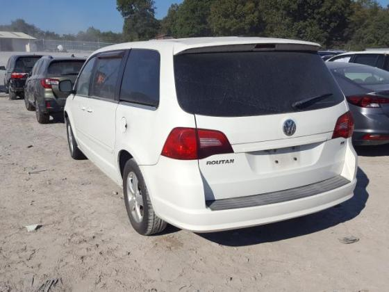 2010 VOLKSWAGEN ROUTAN SE  FOR SALE CALL:07045512391