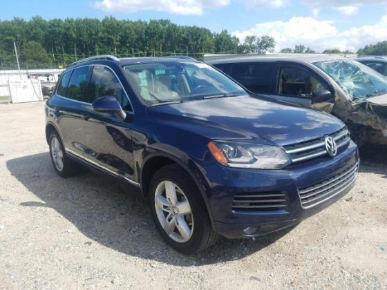 2012 VOLKSWAGEN TOUAREG FOR SALE CALL:07045512391