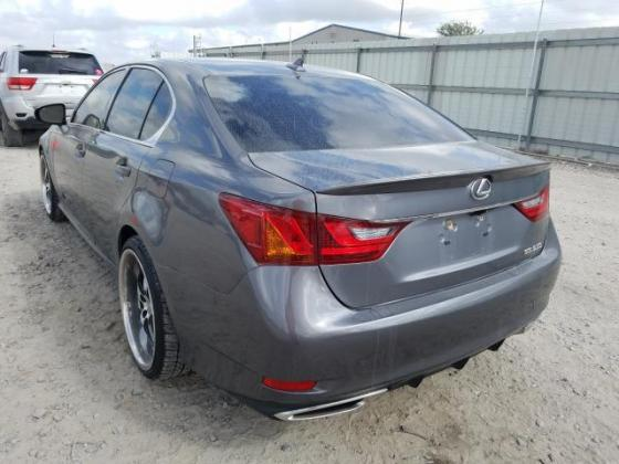 2014 LEXUS GS 350 FOR SALE CALL:07045512391