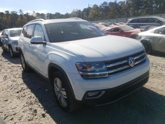 2019 VOLKSWAGEN ATLAS SEL FOR SALE CALL:07045512391