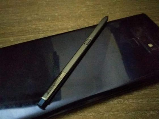 Clean Samsung Galaxy note 9 for sell call or Whatsapp 08069198035