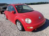 2003 VOLKSWAGEN NEW BEETLE GLS  FOR SALE CALL:07045512391