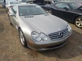 2004 MERCEDES-BENZ SL 500  FOR SALE CALL:07045512391