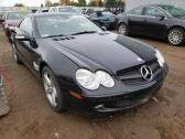 2005 MERCEDES-BENZ SL 500  FOR SALE CALL:07045512391