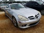 2005 MERCEDES-BENZ SLK 350 FOR SALE CALL:07045512391