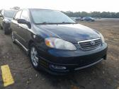2006 TOYOTA COROLLA CE  FOR SALE CALL:07045512391