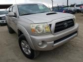 2007 TOYOTA TACOMA DOUBLE CAB PRERUNNER  FOR SALE CALL:07045512391