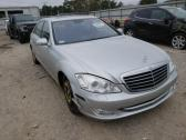 2008 MERCEDES-BENZ S 550 FOR SALE CALL:07045512391