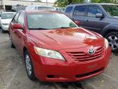 CLEAN TOYOTA CAMRY 2008 FOR SALE  AT AUCTION CALL MR SAMSON ON  09060118688 FOR YOUR ODER