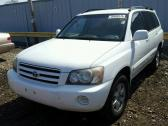 CLEAN TOYOTA HIGHLANDER 2005 FOR SALE AT AUCTION CONTACT 09060118688