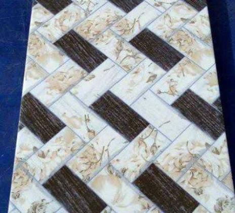 Golden crown ceramic tiles