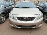 Toyota corolla 2006 model foreign used
