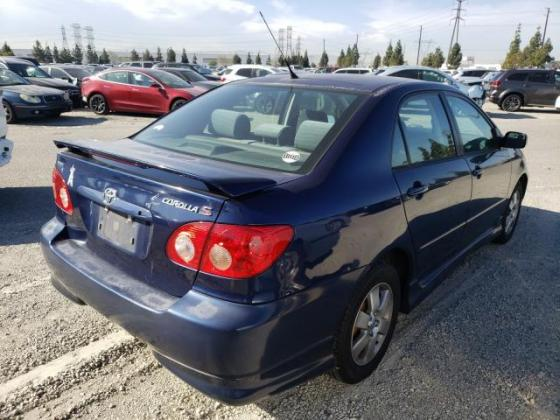 2007 TOYOTA COROLLA CE AVAILABLE07045512391